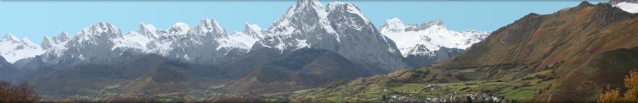 Пиренеи – Долина Асп